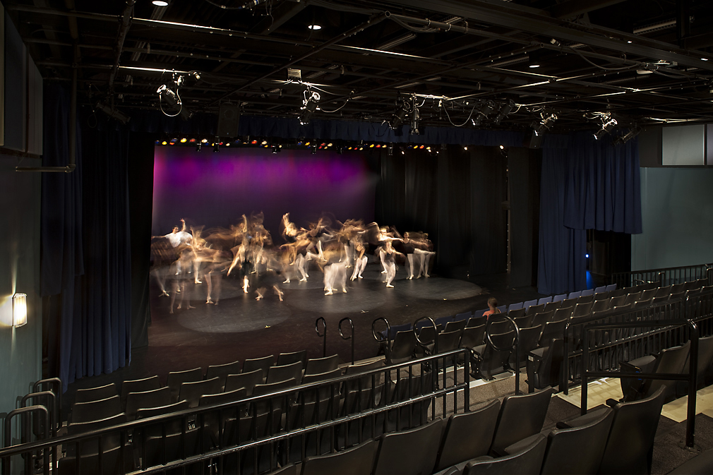 University Center for the Arts Dance Theatre