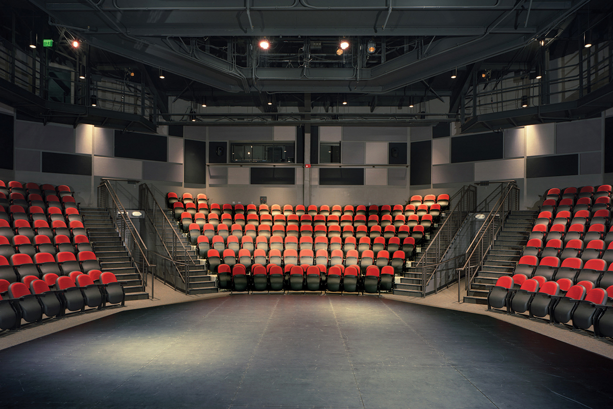 University Center for the Arts University Theatre