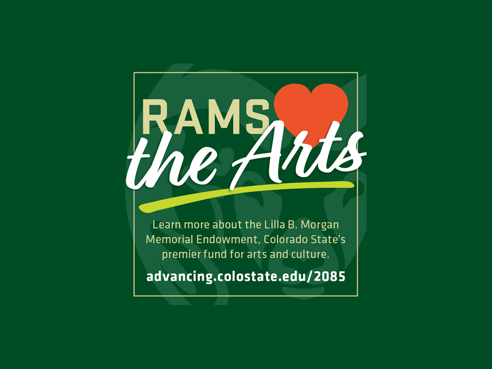 Rams Love the Arts promotion
